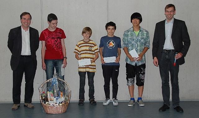 Sieger C-Turnier 2011