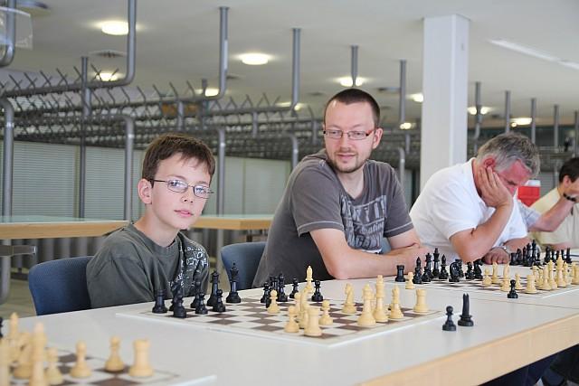 Luca und Guido Steinmassl