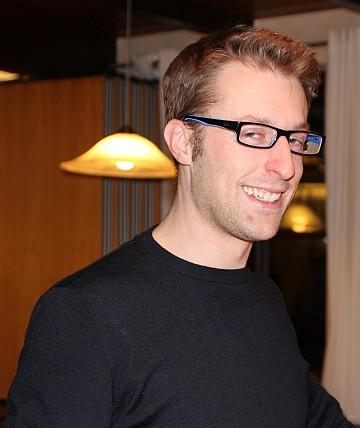 Bereits vor der vorletzte Runde Siegessicher: Erik Reder
