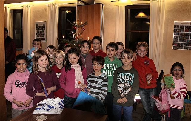 Weihnachtsturnier Jugend 2013