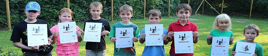 Bauern- und Turmdiplom für Gerlinger Jugendspieler