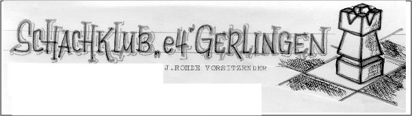 Logo SK Gerlingen, mit Turm