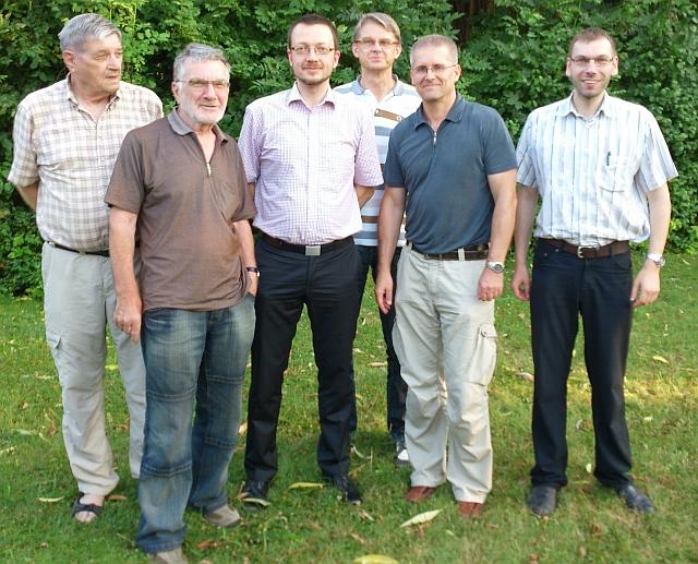 Vorstand des SK e4 Gerlingen